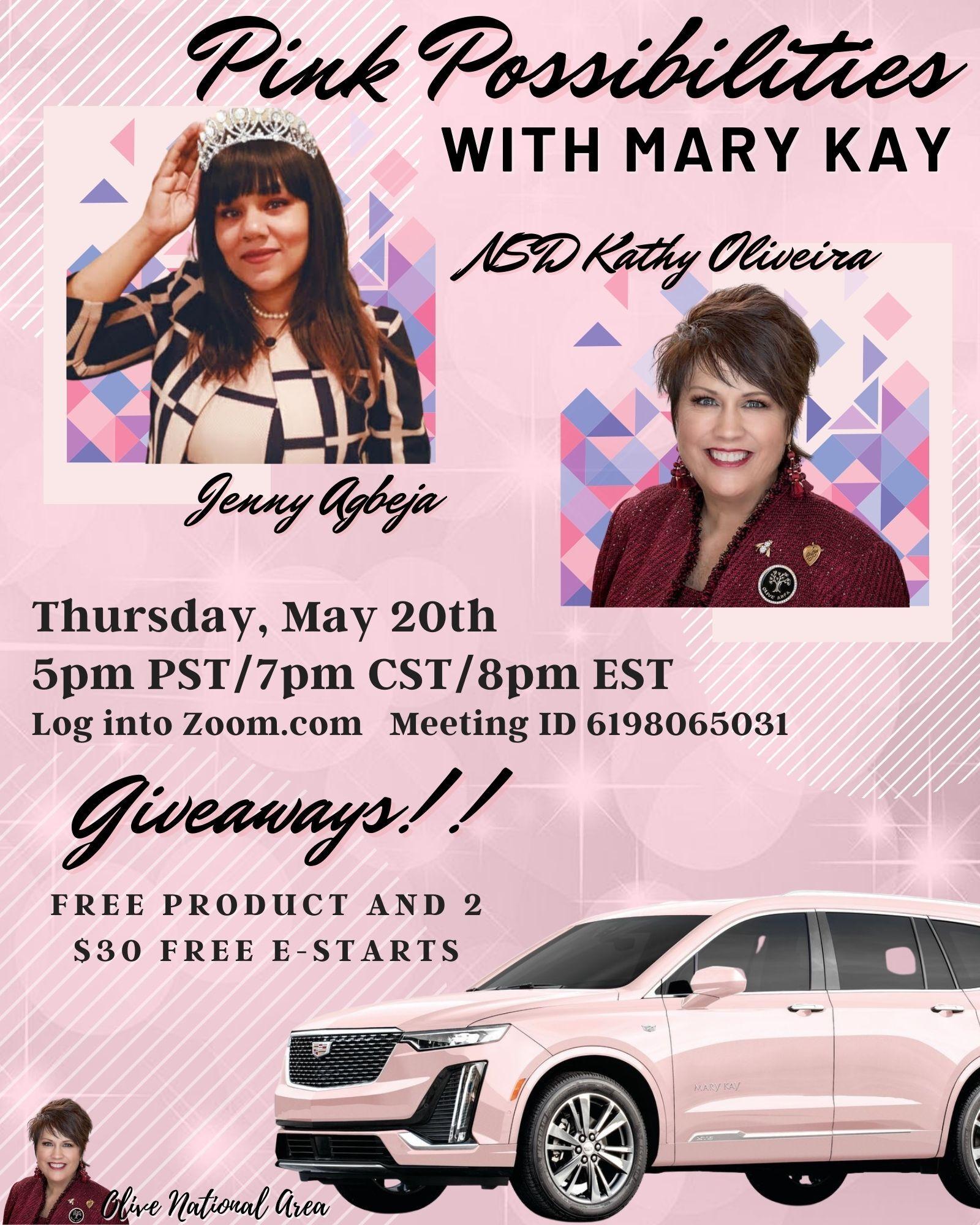 Jenny Agbeja PP May 20th