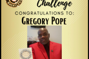 RECOGNITION olive excellence greg pope 3x