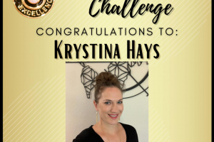 RECOGNITION olive excellence krystina Hays 1x