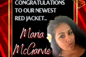 red jacket maria