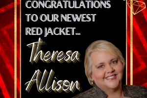 red jacket theresa