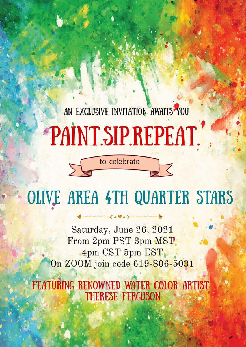 4th quarter star June event