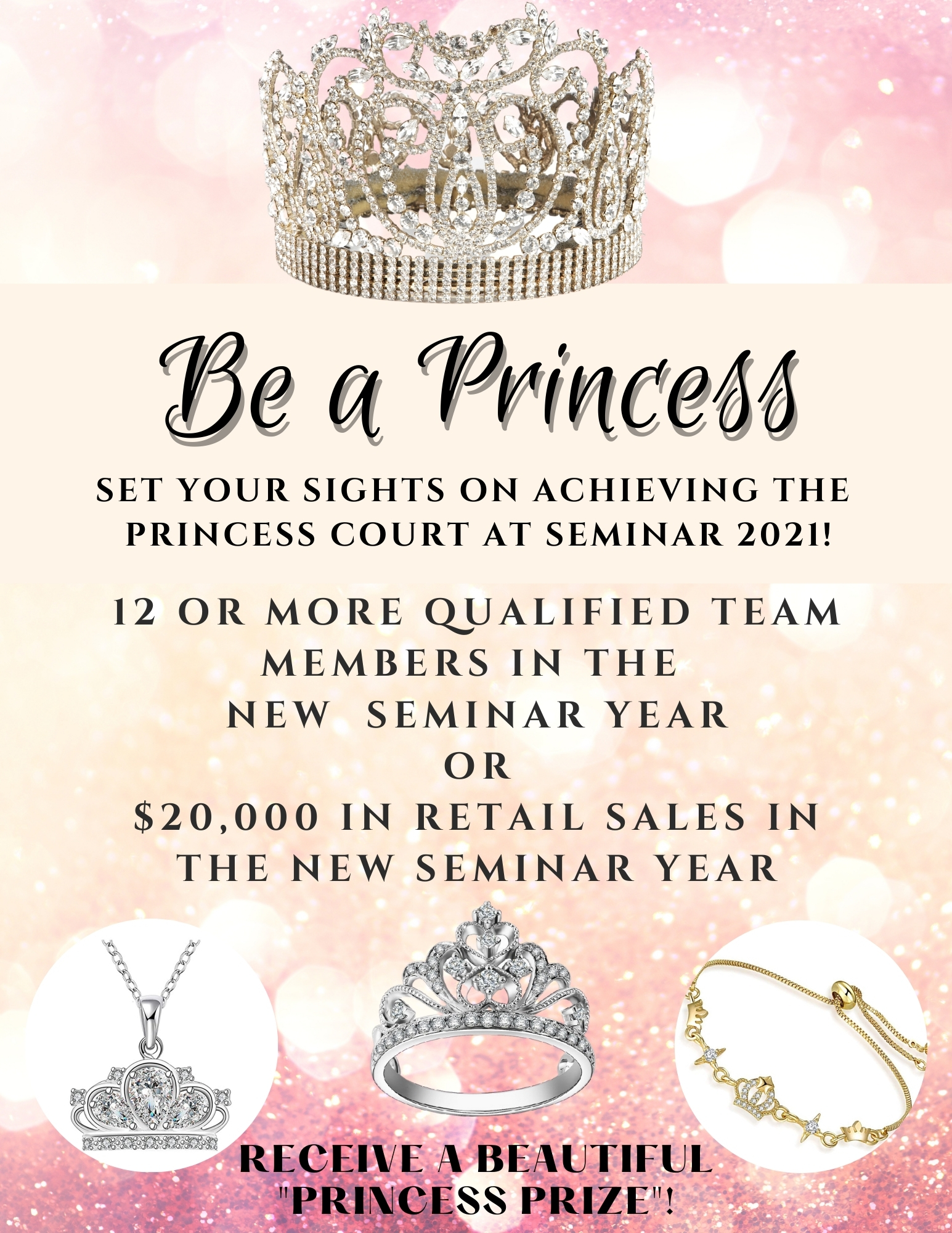 Be a princess updated
