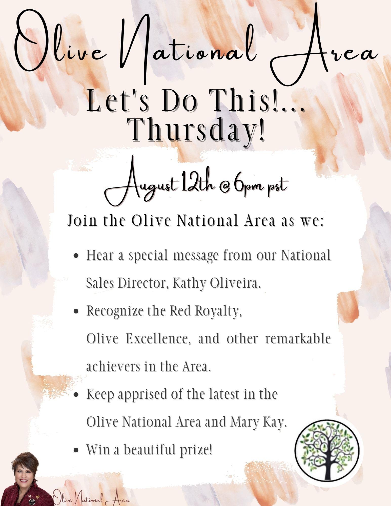 Let's do this Thursdays