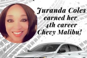 juranda 4th career malibu