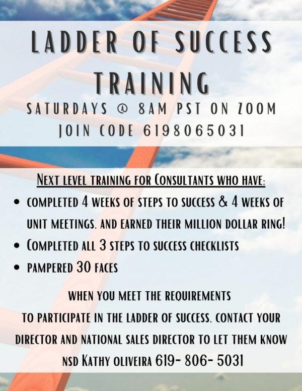 ladder of success training updated