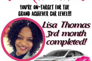 lisa on target car 3x