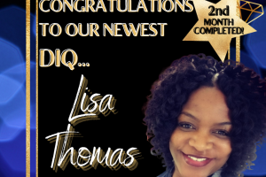 lisa thomas 2nd month diq