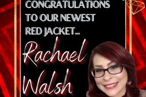 Rachael Walsh Red