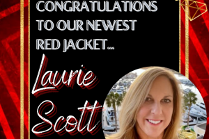 Red Jacket Laurie