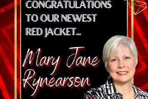 Red Jacket Mary Rynearson