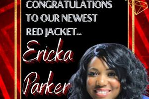ericka red jacket